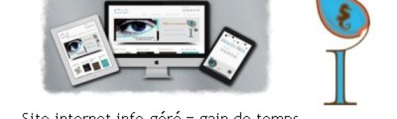 Votre site internet info-géré : performance et efficacité