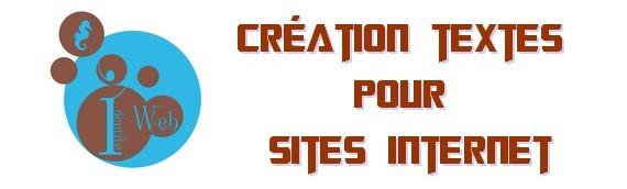 Rédaction web : création de textes pour sites internet