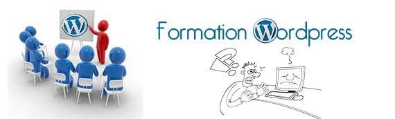 Formation site WordPress entreprises dans les Vosges