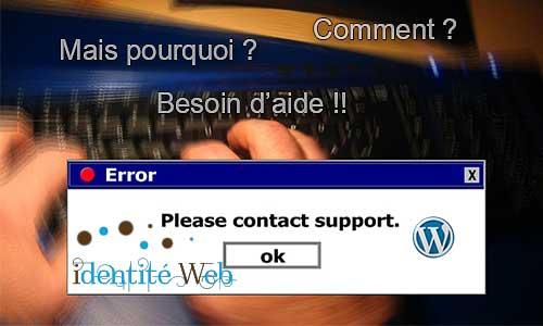 Formation wordpress entreprises Vosges