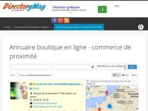 traduction française plugin wordpress sabai directory