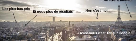 Agence de référencement Paris ou pas ?