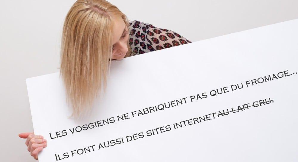 Agence internet vosgienne