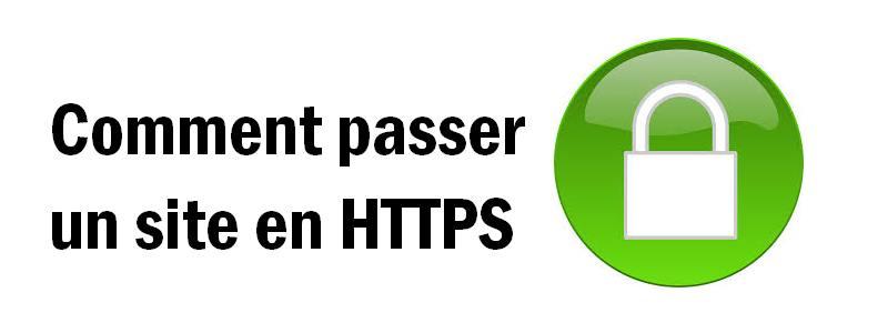 configuration protocole sécurisé https