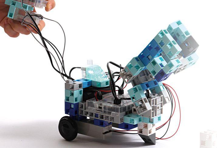 codage robot à l'école